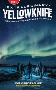 A screen capture of the 2019 Visitor's Guide cover